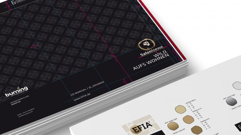EFIA: Corporate Design | Styleguide